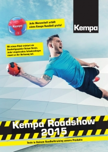 Sommerfest 2015: Kempa Roadshow 2015 macht in Beilstein Station